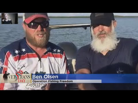 Minnesota Guide Takes Vets Fishing In Discovery Channel Show
