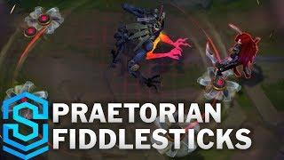 Praetorian Fiddlesticks (2020) Skin Spotlight - League of Legends
