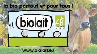 BIOLAIT, Groupement de producteurs de lait bio (sous-titré anglais)