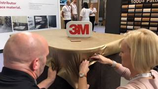 UK Construction Week 2018 - Architectural wrapping films