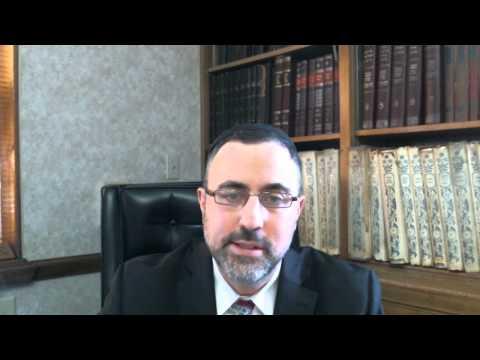 Torah Video Vort - Ekev 5773 - Rabbi Etan Tokayer