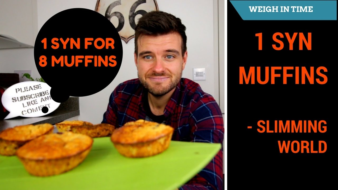 Slimming World Blueberry Muffins 1 Syn For 8 Breakfast Ideas Weigh In Time Youtube