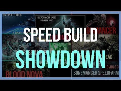 Season 11 Necro Speed Build Showdown: Which is the best?