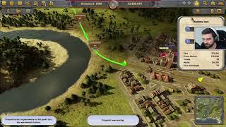 Railway Empire #8 - Wojna secesyjna
