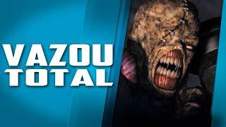 VAZOU TOTAL, Resident Evil 3 REMAKE confirmado