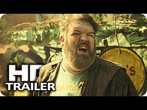 BIOPUNK   2017 Kristian Nairn, Dystopian scifi Concept Movie HD