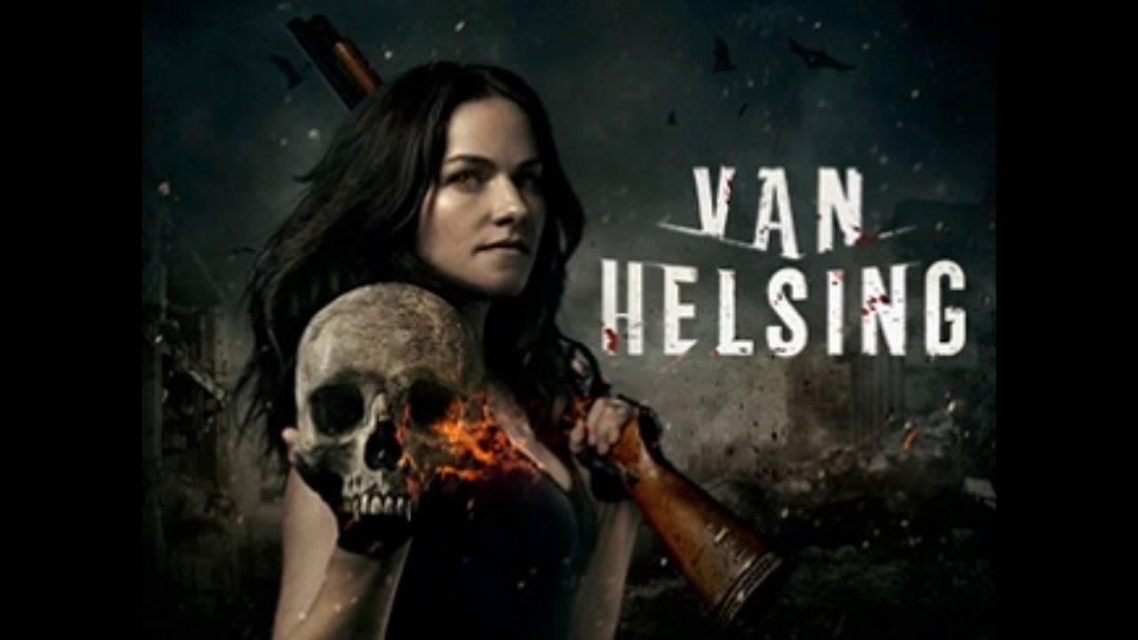 Van Helsing Serie Trailer