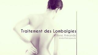 Traitement des Lombalgies - Anne Armande, kinésithérapeute - PCPTherapy.