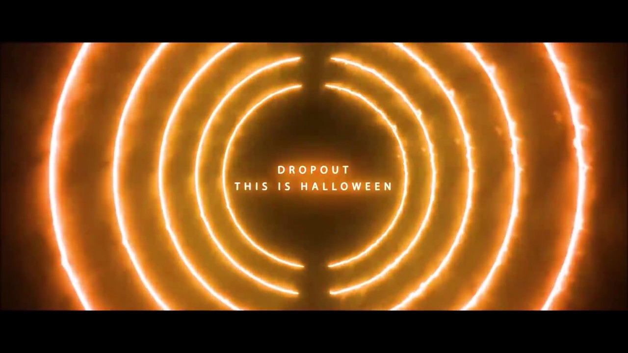 This Is Halloween (Dropout remix) - YouTube