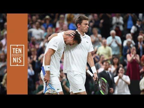 Wimbledon 2019 : Mahut / Roger-Vasselin, le rêve inachevé | FFT