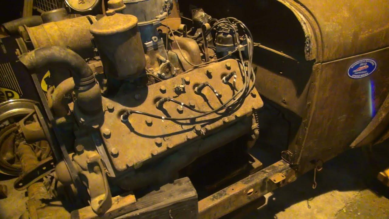 #911 1949-51 Lincoln 337ci flathead v-8 motor rebuild for ...