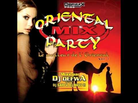 Dj Defwa Oriental Mix Party