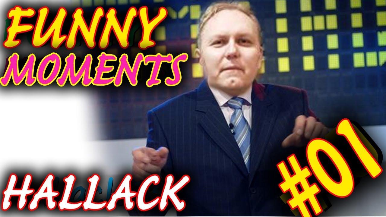 "Hallack Funny Moments – odcinek 1 – ""Żałosny Suchar"""