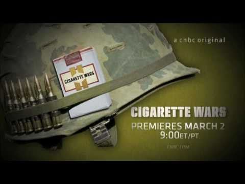 CNBC CIGARETTE WARS re airs -- March 6th at 10pm.