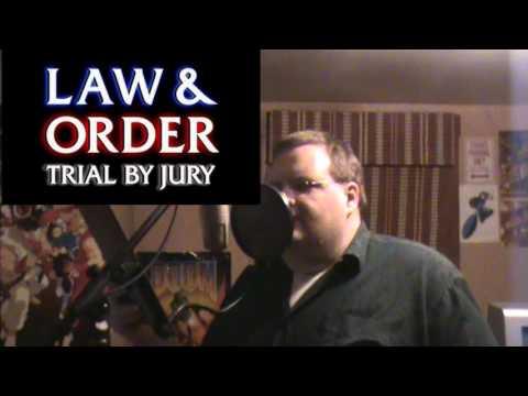 Law & Order  Narrations