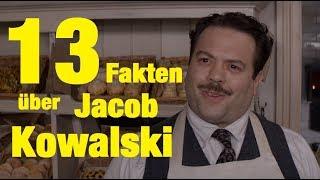 13 FAKTEN über Jacob KOWALSKI
