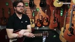 F-Musiikki, ostajan opas, teräskielinen akustinen kitara