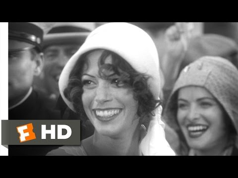 The Artist 110 Movie CLIP  Whos That Girl? 2011 HD