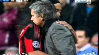 ريال مدريد × ميلان | مورينهو يحيي رونالدينهو