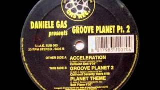 Daniele Gas -  Planet theme