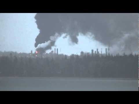 BP Cherry Point Fire 2-17-2012