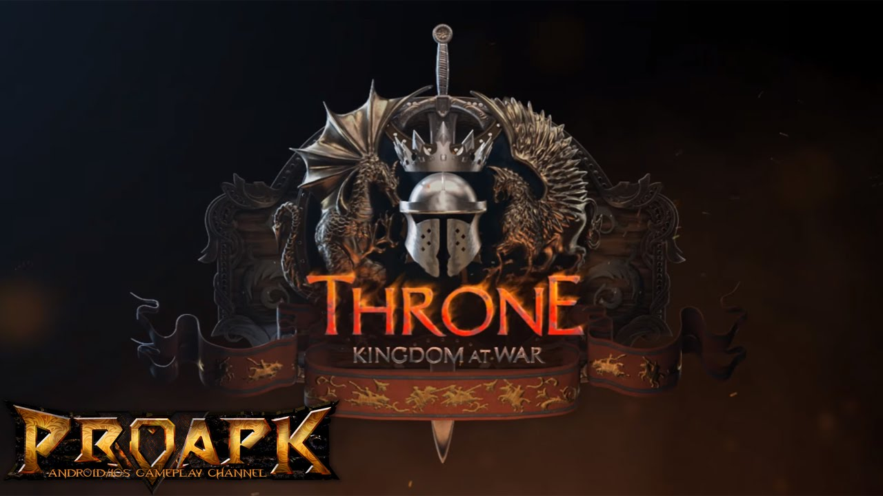 Throne Kingdom At War Gameplay Ios Android Youtube