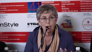 ЛЮДНО ВНУТРИ/ BUSY INSIDE пресс-конференция