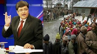 The Newshour Debate: Jammu and Kashmir Chooses Democracy - Full Debate (25th Nov 2014)