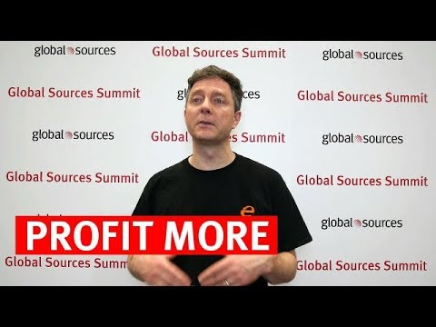 Learn How to Profit More for Your Amazon Private Label Business at Global Sources Summit