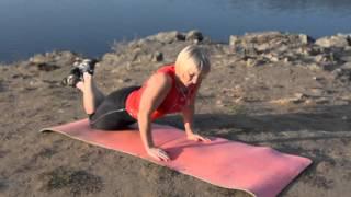 Комплекс упражнений в домашних условиях, для всей семьи, по принципу круговой тренировки