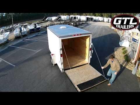 diamond cargo 6x12 enclosed trailer diamond cargo 6x12 enclosed trailer