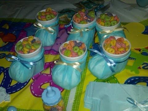zapatitos dulceros para cumplea os o baby shower tutorial youtube