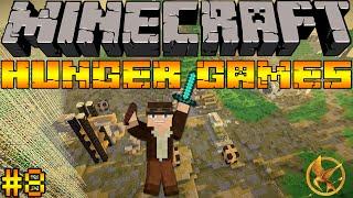 Скачать Голодные Игры 8 Беги умри или возьми Minecraft Hunger Games