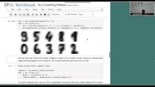 Jake VanderPlas: K-Means clustering tutorial for Astronomy in python