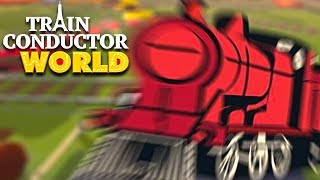 Train Conductor World - The Voxel Agents Duty on Tuesday Walkthrough