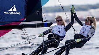 World Sailing signs UN Women Sport for Generation Equality Declaration | International Women's Day