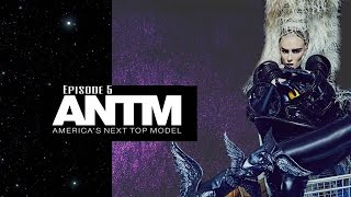 America's Next Topmodel Cycle 23 Episode 5 - Avant Garde