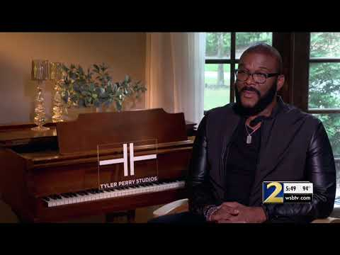 Director, actor and now developer: Tyler Perry to open Atlanta studios with gala