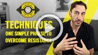 NLP Techniques: One Simple Phrase To Overcome Resistance
