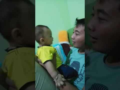 Vidio lucu percakapan anak sama ayahnya