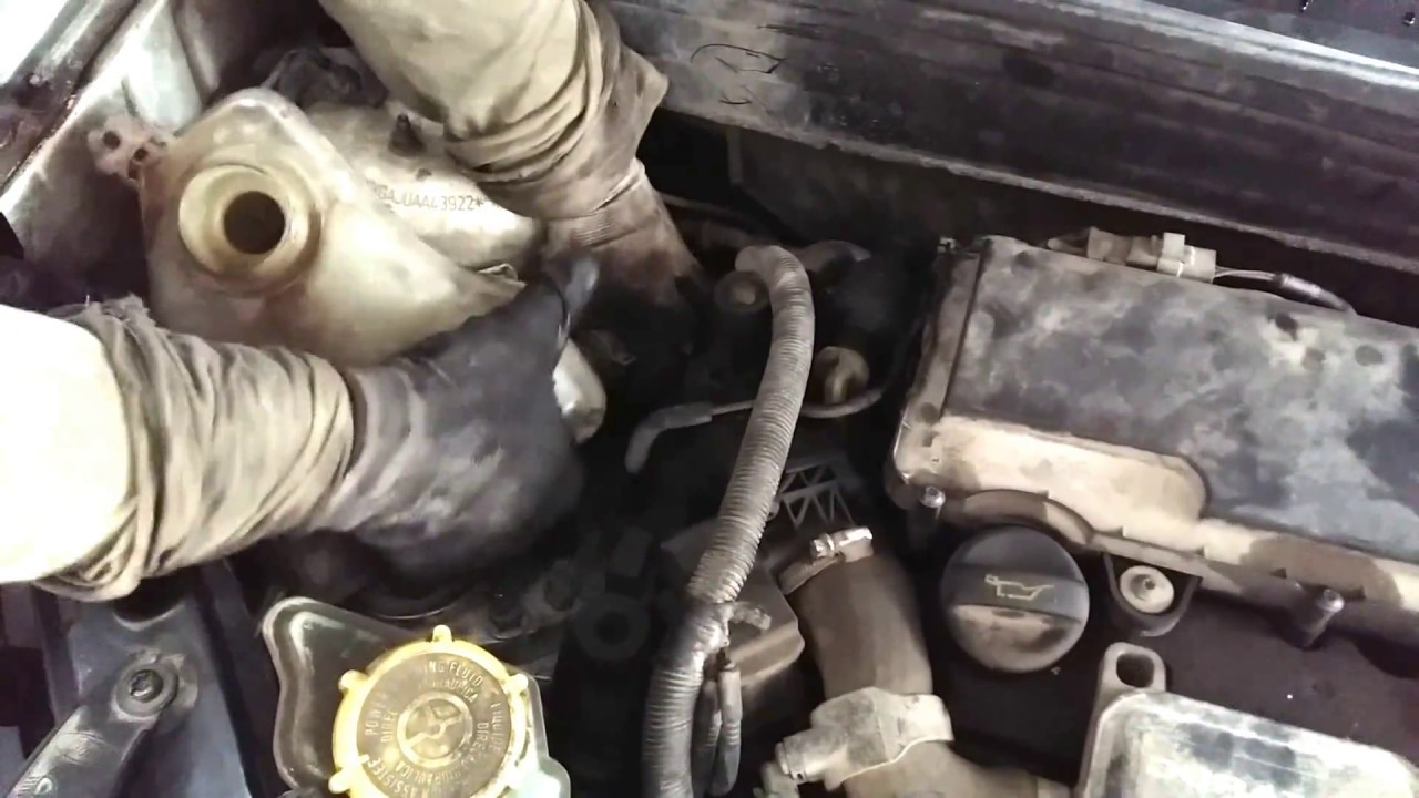 Diyford Fusion 14tdci Timing Belt Replacement Youtube Gmc