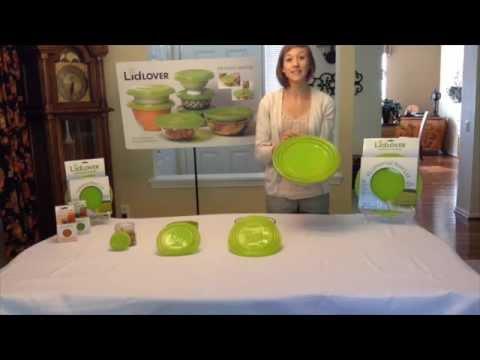 LidLover Product Line Demonstration