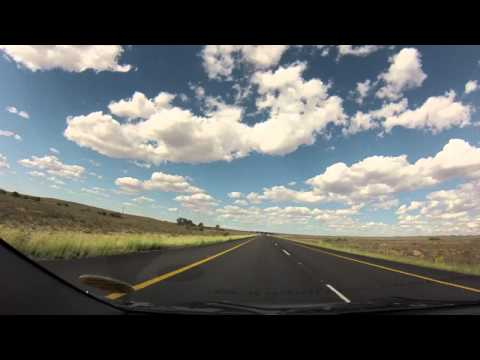Cape Town to Tonga Hospital Time-lapse