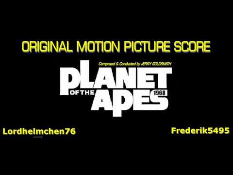 PLANET OF THE APES | Soundtrack Suite (Jerry Goldsmith)