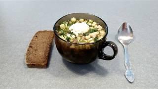 Рецепт Окрошка по-домашнему - видео рецепт как приготовить окрошку дома
