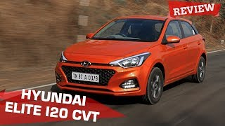 2018 Hyundai Elite i20 CVT Review | 5 Things To Know | ZigWheels.com