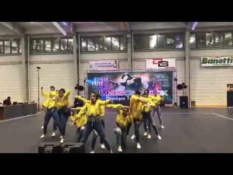 """Energy Dance TSE -""""Image""""- Ritmuscsapatok Országos Táncversenye 2018'"""