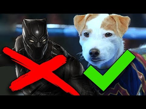 BETTER THAN BLACK PANTHER? - Movie Podcast