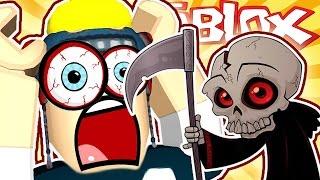 TheDiamondMinecart DanTDM Roblox - ROBLOX DEATH RUN!!!