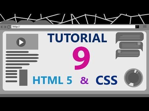 #09 Tutorial HTML & CSS [ROMANA] - Despre ID-uri Si Clase
